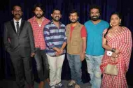 Kamspura Film First Look Release Press Meet Stills