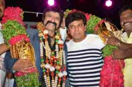 Shivalinga Movie 100 Days Celebration Photos