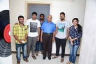 Ghajinikanth Movie Dubbing Started Photos