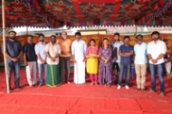 Arunraja Kamaraj Sivakarthikeyan Productions No 1 Movie Pooja Photos