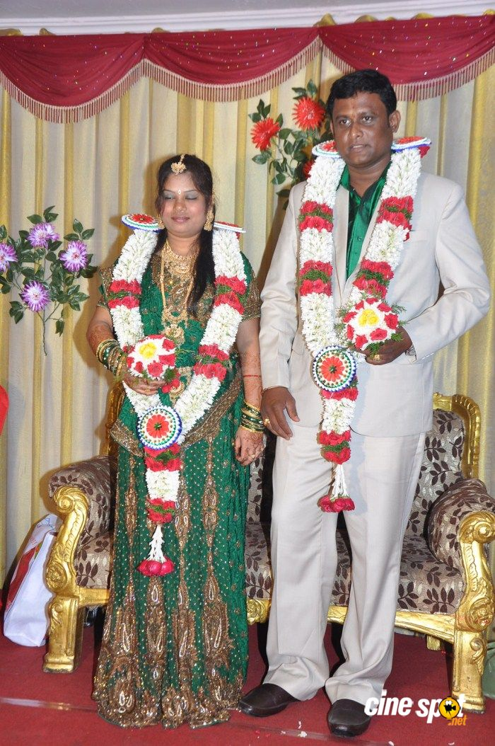 Sivanarayana Murthy Son Wedding Reception