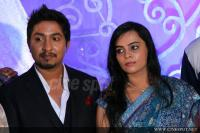 Vineeth sreenivasan wedding reception photos