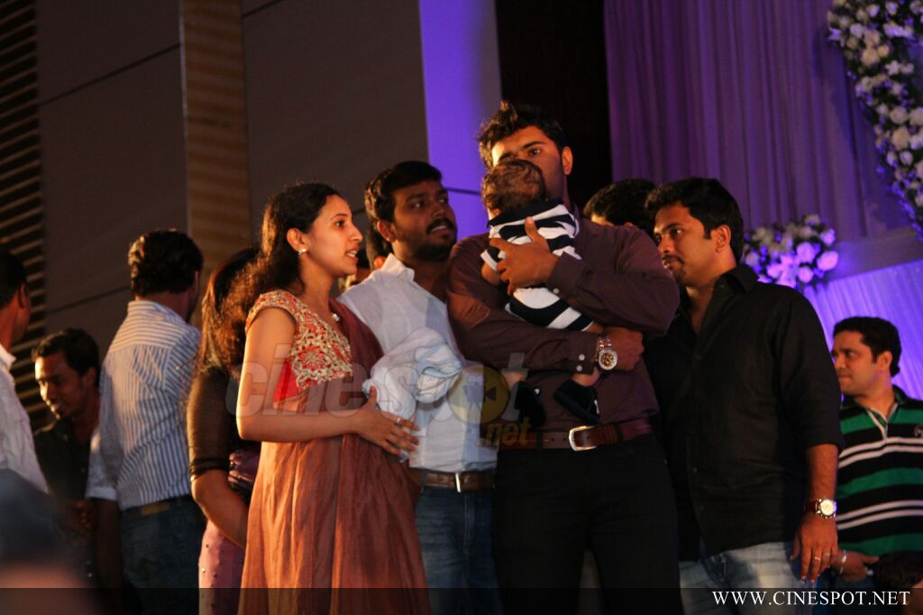 Vineeth Sreenivasan Wedding Reception Photos 39