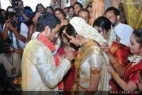 Samvirtha sunil marriage photos (1)