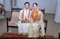 Samvirtha sunil marriage photos (16)