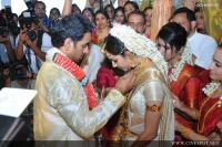 Samvirtha sunil marriage photos (2)