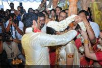 Samvirtha sunil marriage photos (31)