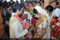 Samvirtha sunil marriage photos (5)