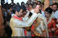 Samvirtha sunil marriage photos (6)