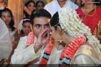 Samvirtha sunil marriage photos (9)