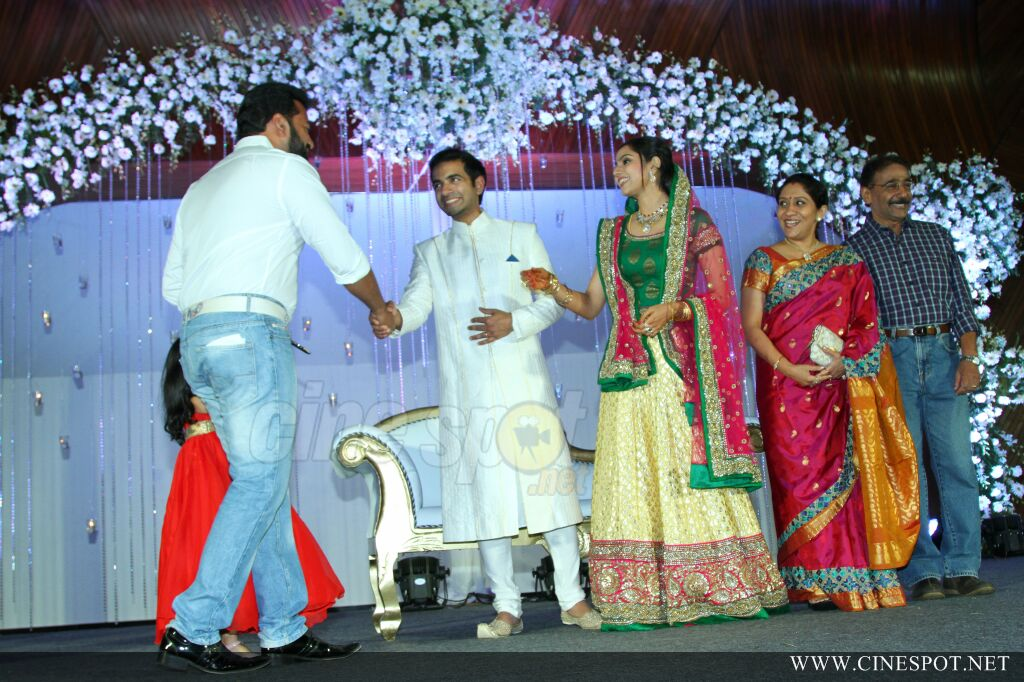 Samvritha sunil wedding