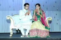 Samvrutha sunil reception photos (8)