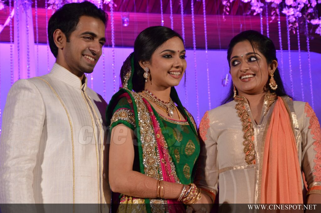 Samvritha Sunil Marriage Reception Photos With Prithviraj Search For