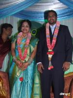 Manivannan daughters Marriage, wedding reception Photos