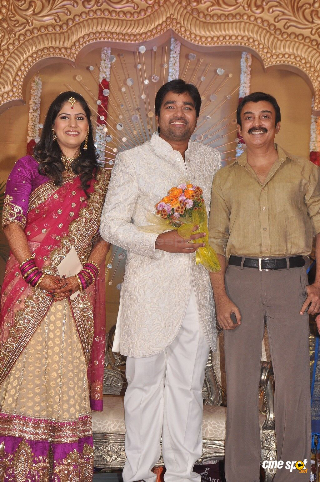 Mirchi Actor Shiva Marriage Reception 13