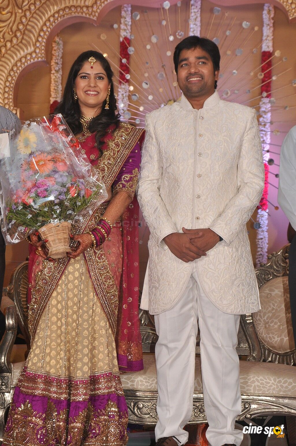 Mirchi Actor Shiva Marriage Reception 15
