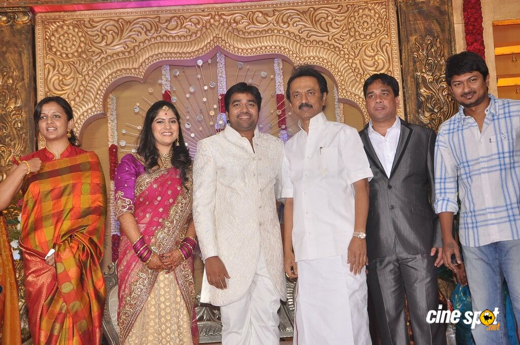 Mirchi Actor Shiva Marriage Reception 26