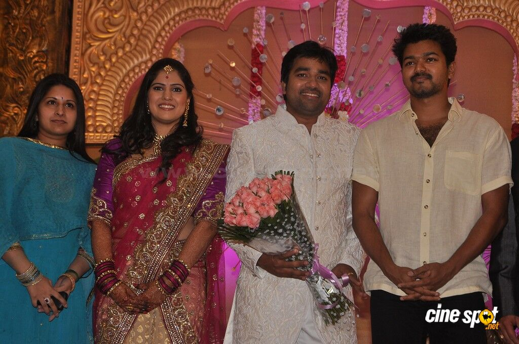 Mirchi Actor Shiva Marriage Reception 59