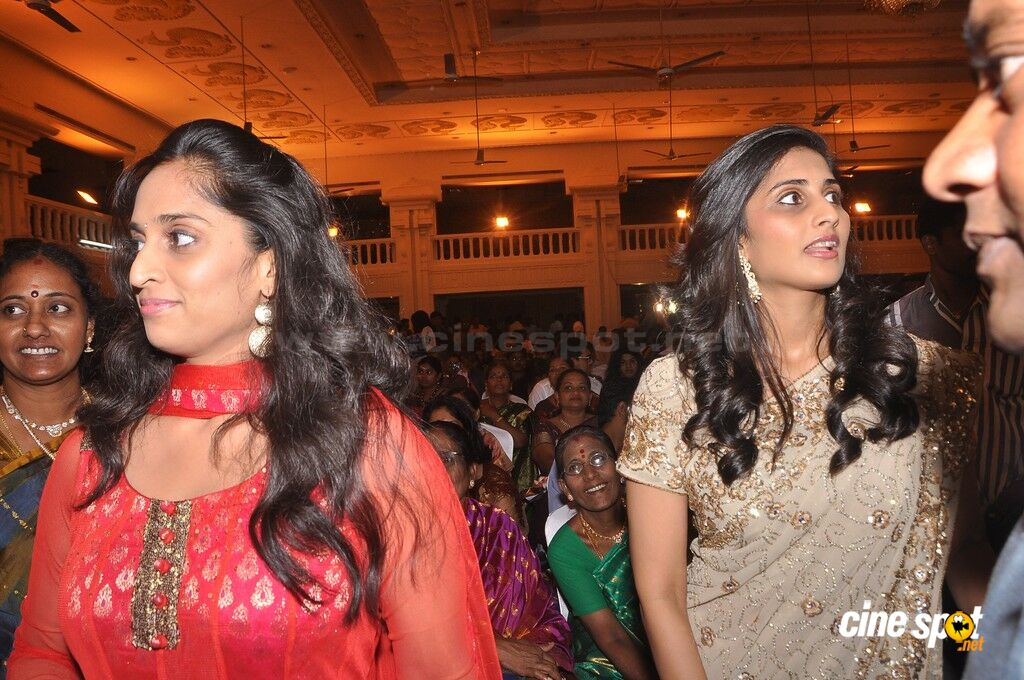 Mirchi Actor Shiva marriage reception (60)