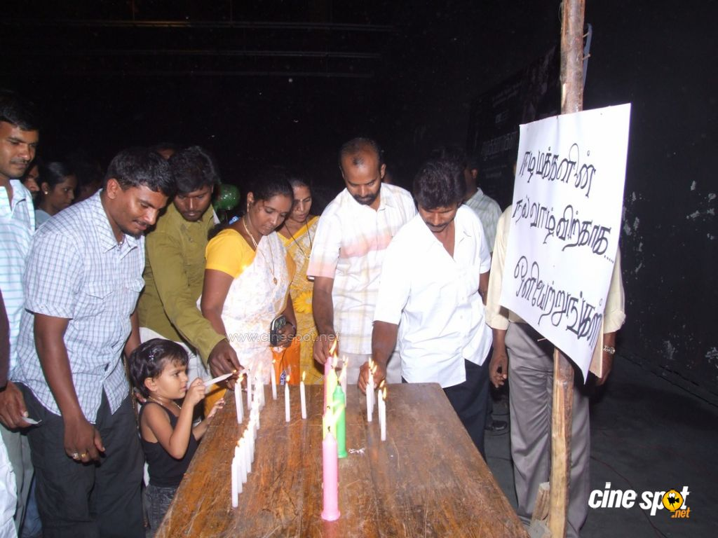 Eezha kanavugal Pooja Photos (1)