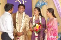 Aishwarya, Tv Actress with Ramachandran Marriage ,Wedding Reception Photos