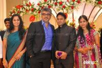 Director Jyothi Krishna Marriage Reception Photos
