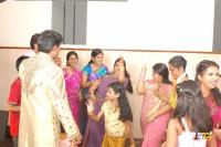Tv Actress Aishwarya Marriage Reception Photos (32)