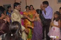 Tv Actress Aishwarya Marriage Reception Photos (37)