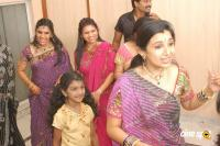 Tv Actress Aishwarya Marriage Reception Photos (49)