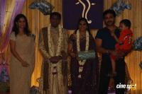 Tv Actress Aishwarya Marriage Reception Photos (5)