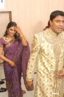 Tv Actress Aishwarya Marriage Reception Photos (59)