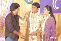 Tv Actress Aishwarya Marriage Reception Photos (61)