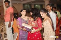 Tv Actress Aishwarya Marriage Reception Photos (9)