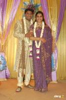Tv Actress Aishwarya Marriage Reception Photos