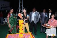 Sania Mirza at Oakridge 4th Fouders Day Event Photos