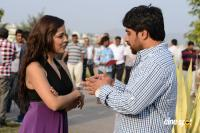 Athadu Aame O Scooter Movie Working Stills