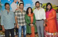 Gunde Jaari Gallanthayyinde Movie Logo Launch Stills