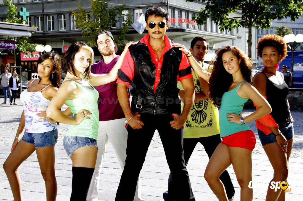 Darshan Photos in Bulbul (1)
