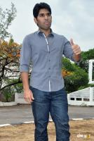 Allu Sirish at Kotha Janta Movie Launch (3)