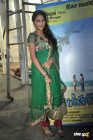 Jothisha at Vangakkarai Audio Launch (12)
