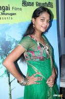 Jothisha at Vangakkarai Audio Launch (9)