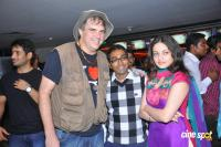 Celebs at Action 3D Movie Premiere Show Photos