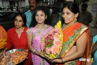 Vishnu Priya Launches Prayaas Style Afair Stills