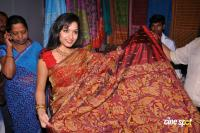 Madhavi Latha Launches National Silk Expo Photos