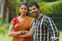 Anjada Gandu Kannada Movie Photos