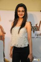 Aishwarya Arjun at Pattathu Yanai Press Meet (15)