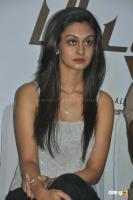 Aishwarya Arjun at Pattathu Yanai Press Meet (9)