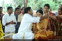 Veena Nair  marriage photos (1)