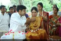 Veena Nair  marriage photos (2)