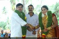 Veena Nair  marriage photos (4)